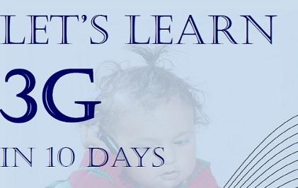 فراگیری 3G در 10 روز