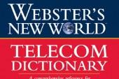 فرهنگ لغت مخابرات Webster