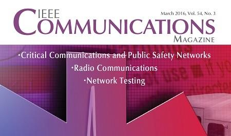 مجله مخابرات IEEE مارس 2016