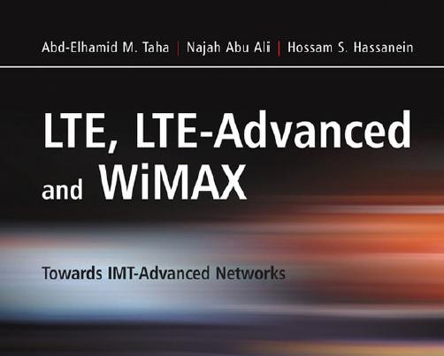 کتاب LTE ، LTE-A و وایکمس