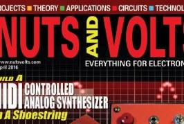 مجله Nuts and Volts آوریل 2016