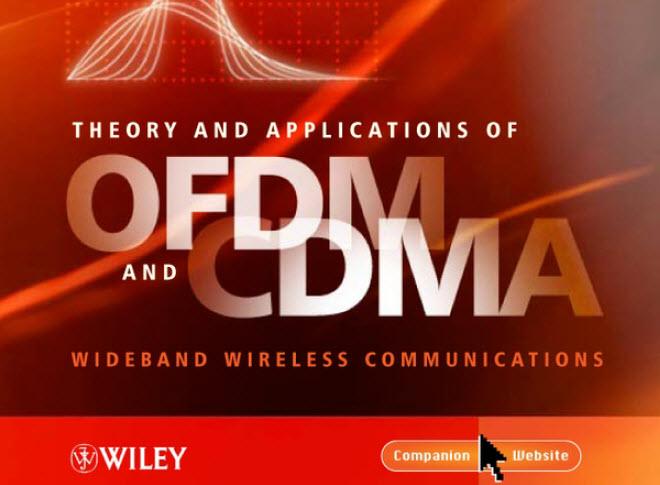 تئوری و کاربردهای OFDM و CDMA