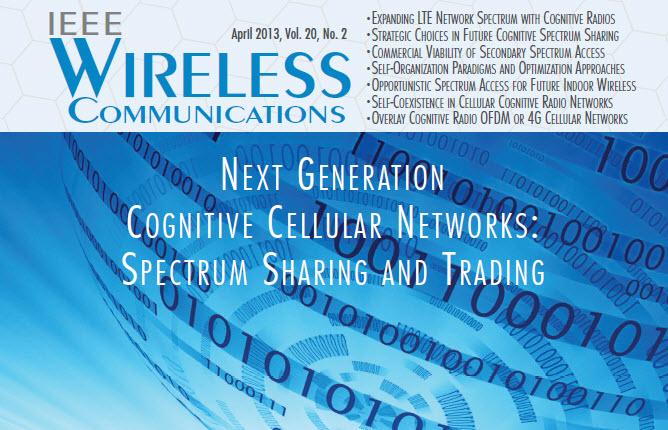 مجله وایرلس IEEE سال 2013 شماره دوم