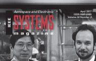 مجله سیستم های الکترونیک هوایی IEEE آوریل 2017