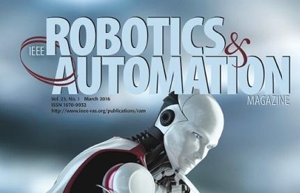 مجله رباتیک و اتوماسیون IEEE سال 2016 شماره1