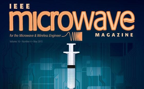 مجله مایکرویوو IEEE سال ۲۰۱۵ شماره چهارم