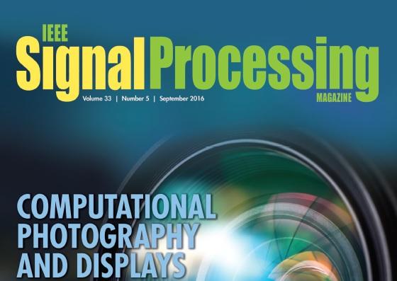 مجله پردازش سیگنال IEEE سال 2016 شماره 5