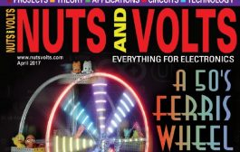 مجله Nuts and Volts آوریل 2017
