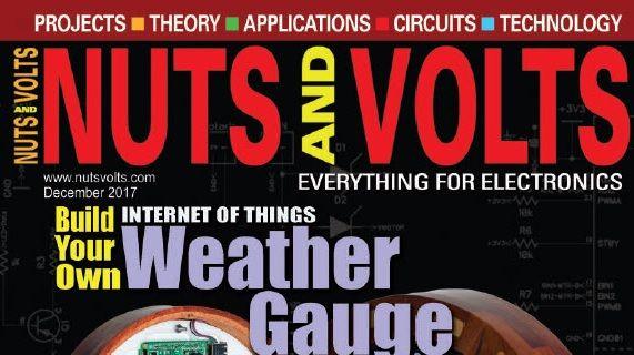 مجله Nuts and Volts دسامبر 2017