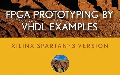 کتاب جامع FPGA به همراه مثال های VHDL