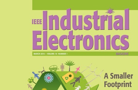 مجله الکترونیک صنعتی IEEE سال 2016 شماره اول