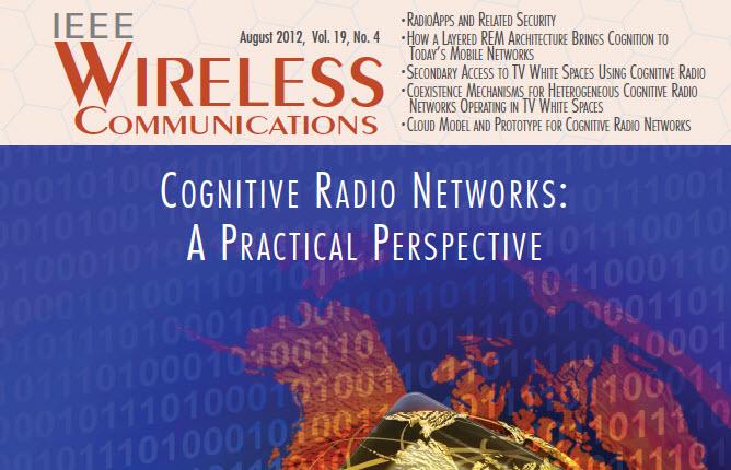 مجله وایرلس IEEE سال 2012 شماره چهارم