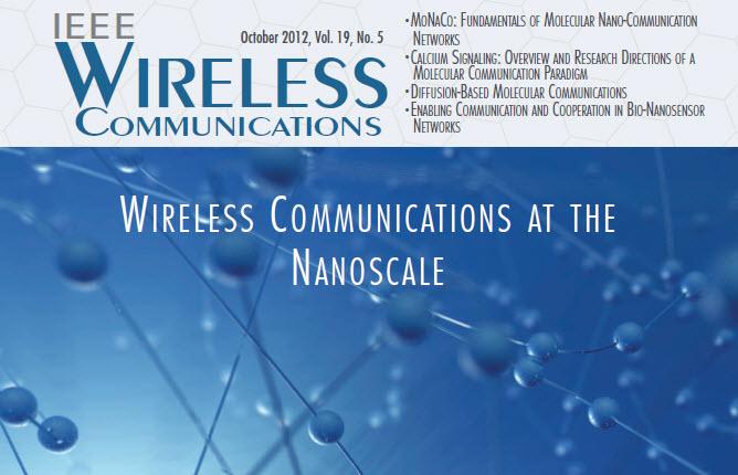 مجله وایرلس IEEE سال 2012 شماره پنجم