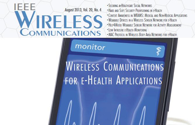 مجله وایرلس IEEE سال 2013 شماره چهارم