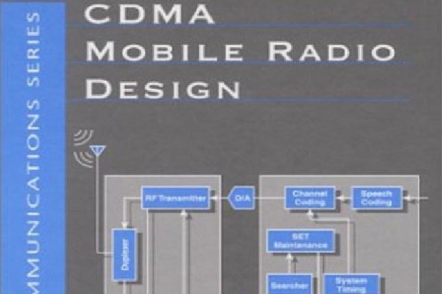 طراحی رادیویی تکنیک CDMA در موبایل