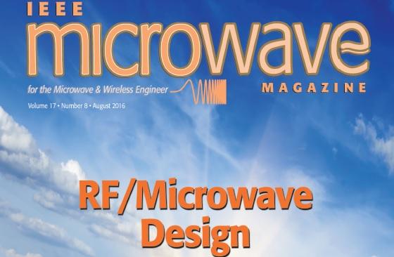 مجله مایکروویو IEEE آگوست 2016