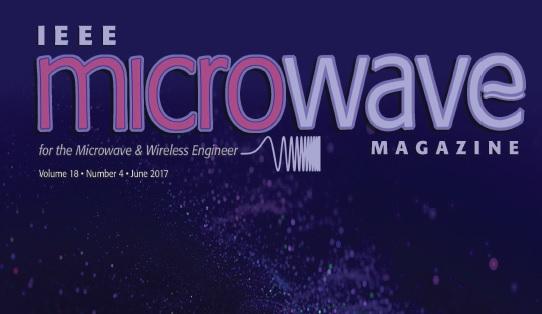 مجله مایکرویوو IEEE سال ۲۰۱7 شماره چهارم