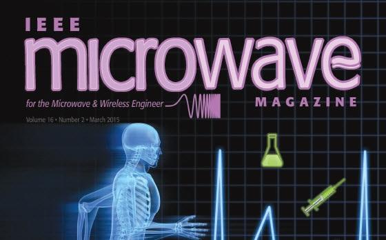 مجله مایکرویوو IEEE سال ۲۰۱۵ شماره دوم