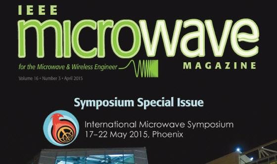 مجله مایکرویوو IEEE سال ۲۰۱۵ شماره سوم