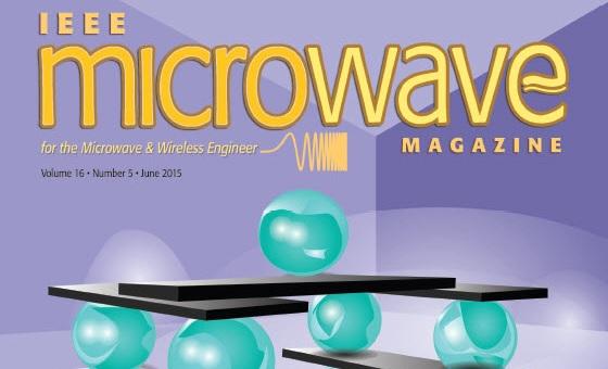 مجله مایکرویوو IEEE سال ۲۰۱۵ شماره پنجم