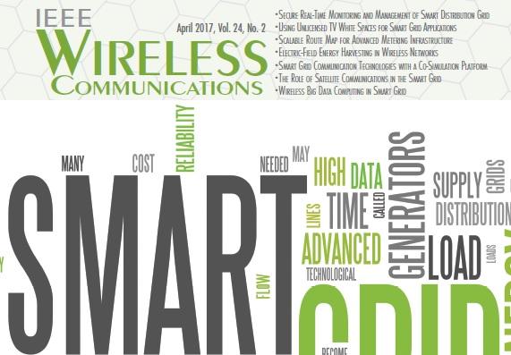 مجله وایرلس IEEE آوریل 2017