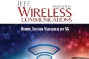 مجله وایرلس IEEE اکتبر 2017