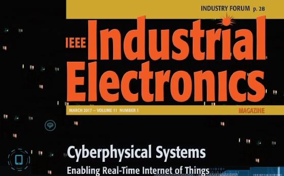 مجله الکترونیک صنعتی IEEE سال 2017 شماره 1