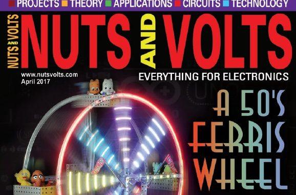 مجله Nuts and Volts آوریل 2017
