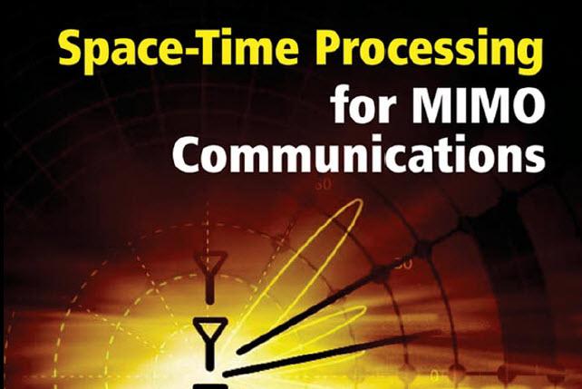 پردازش فضا - زمان برای مخابرات MIMO