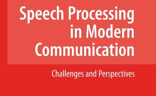 پردازش گفتار در مخابرات مدرن
