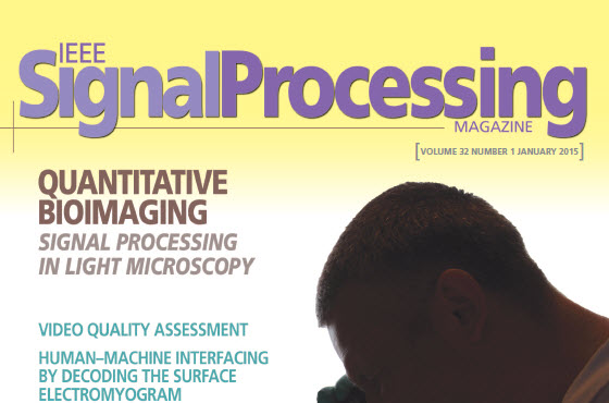مجله پردازش سیگنال IEEE سال ۲۰۱۵ شماره اول
