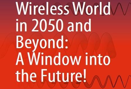 دنیای وایرلس در سال 2050